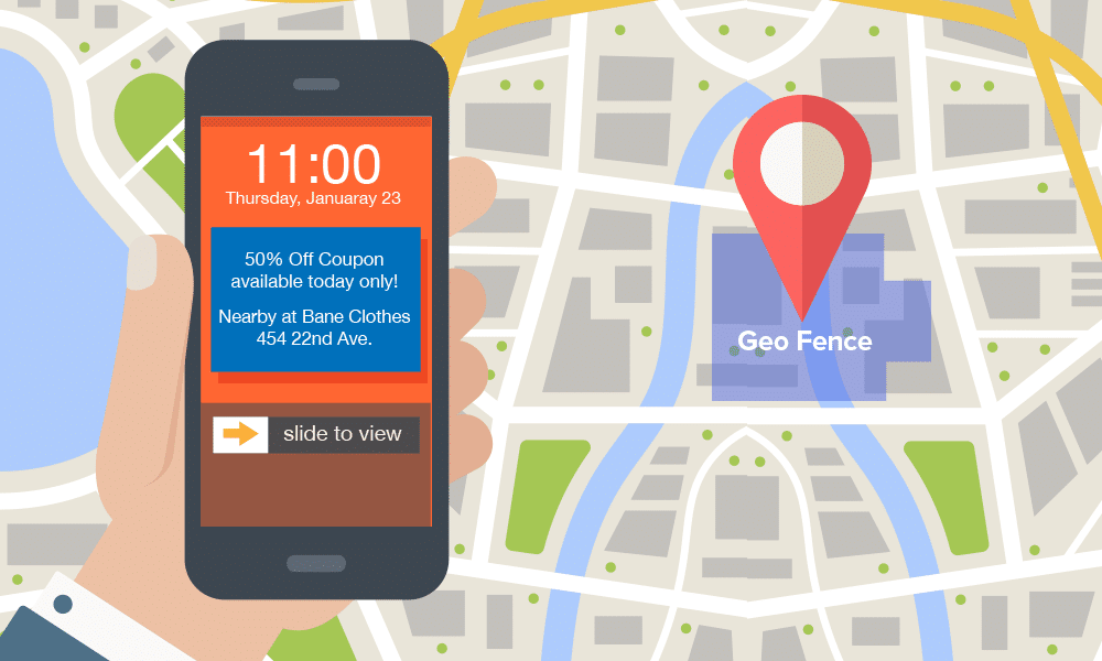 Own Your Space with WiFi Marketing and GeoFencing